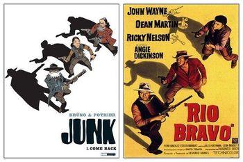 Junk et Rio Bravo2