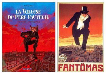 La voleuse et Fantomas