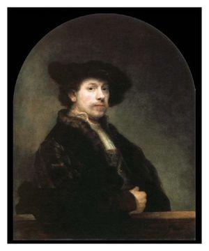 Rembrandt à 34 ans