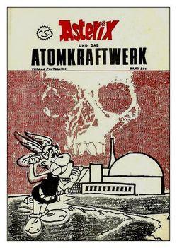 Asterix Atomkraftwerk