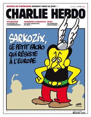 Dessin Charb