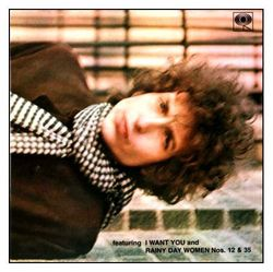 Bob Dylan 2 Blonde on blonde