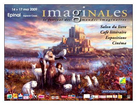 Imaginales 2009