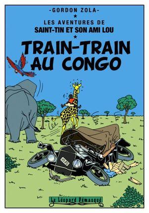 02 Train train au Congo