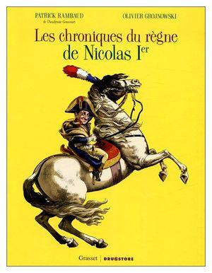 Chroniques du régne de Nicolas 1er