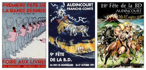 AfficheS Audincourt