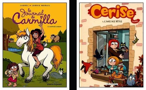 Carmilla et Cerise