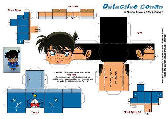 Détective Conan en Jpg