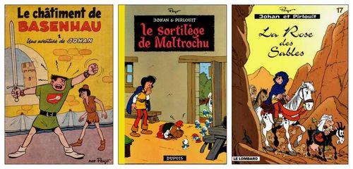 De Peyo à Alain Maury