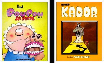 Poupon et Kador