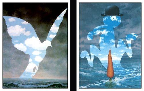 Magritte et Mourier 2