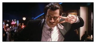 Pulp fiction la danse