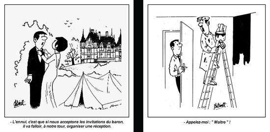 Les dessins de Binet