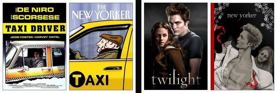Taxi driver et Twilight