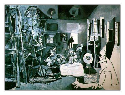 Les ménines Picasso