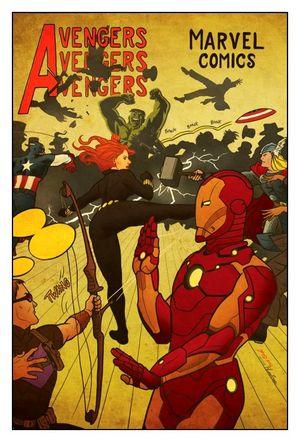 Lautrec Avengers