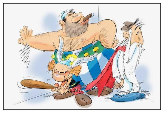 Asterix de conrad