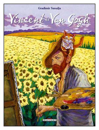 Vincent et Van Gogh T1