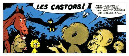 Les castors 2