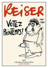 Votez Printemps