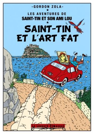26 Saint Tin et l'art fat