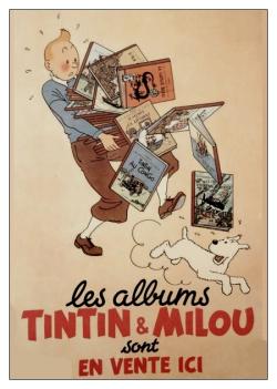 Hergé 1946 b