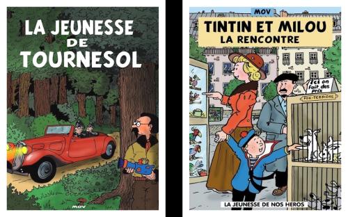Tintin jeune 1