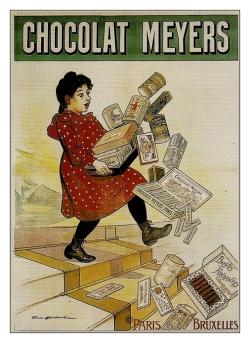 Chocolat meyers 1899